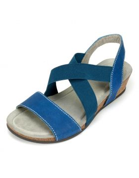 Carlisa Leather Sandal