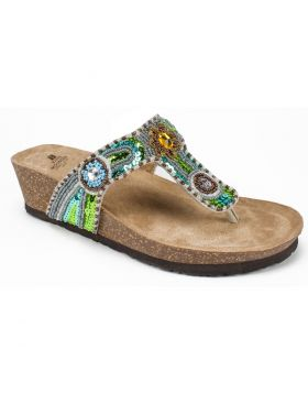 Bluejay Leather Sandal