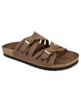 Gwinette Leather Sandal